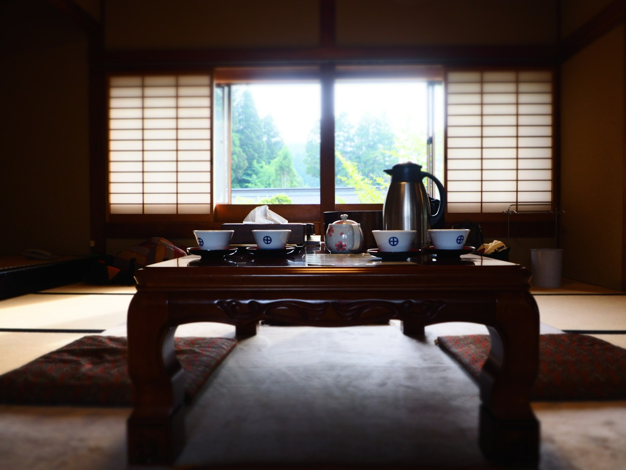 Eko-in buddhist temple and guesthouse at Koyasan, in the Kansai region of Japan. Images: Alison Binney