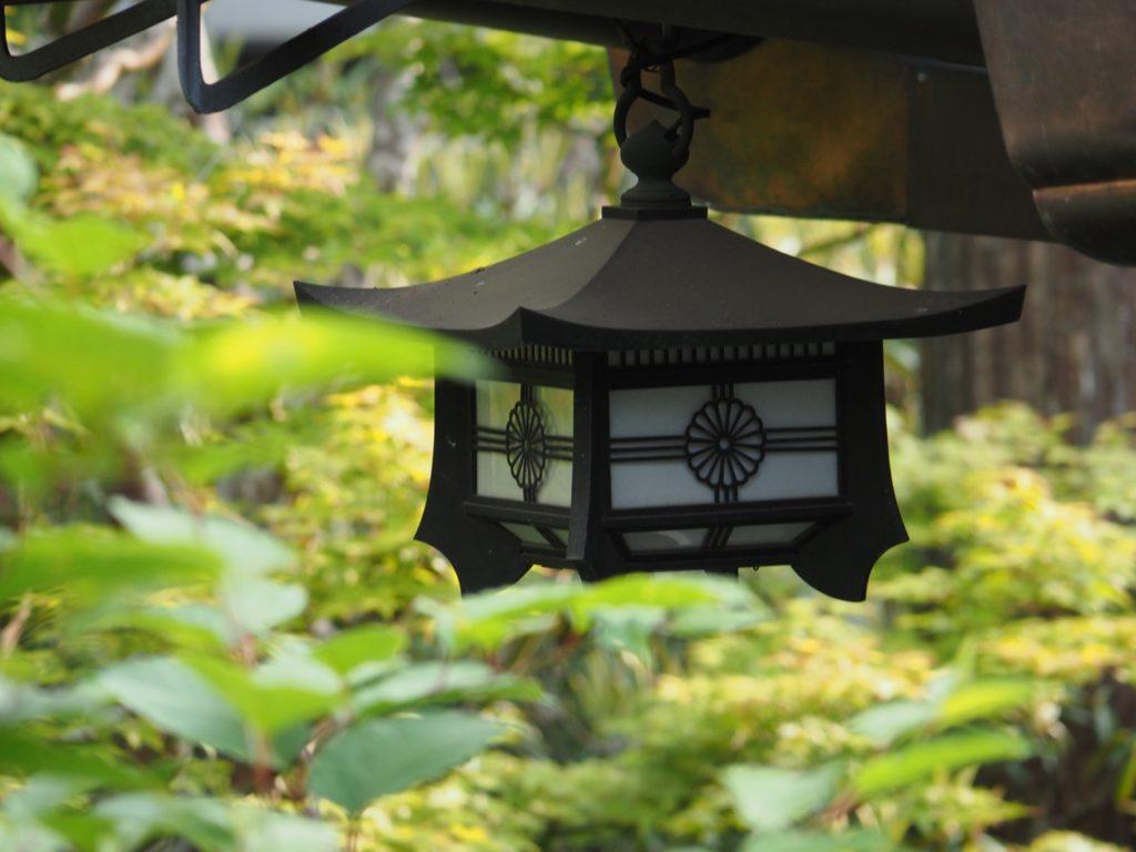 Eko-in buddhist temple and guesthouse at Koyasan, in the Kansai region of Japan. Image: Alison Binney