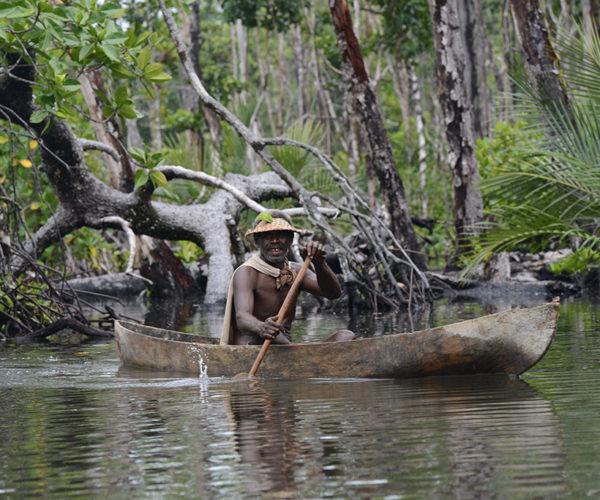 Roviana Lagoon area, Solomon Islands