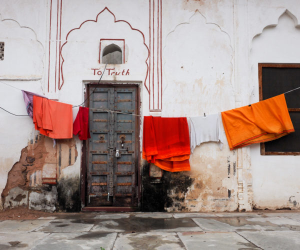 The truth is in Pushkar, Rajasthan
