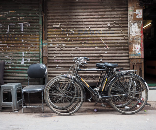 Parking in Delhi